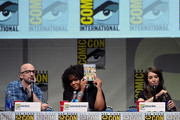 Yvette Nicole Brown and Jim Rash Photos Photo