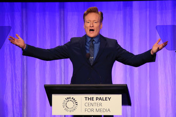 Conan O'Brien The Paley Honors: A Special Tribute To Television's Comedy Legends - Inside
