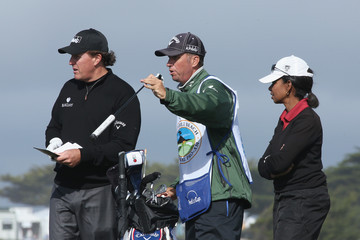 Condoleezza Rice AT&T Pebble Beach National Pro-Am: Round 1