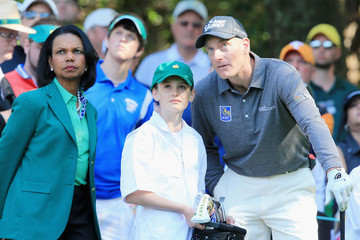 Condoleezza Rice The Masters: Previews