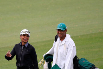 Condoleezza Rice The Masters - Preview Day