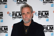 """Director Ari Folman attends a screening of """"The Congress"""" during the 57th BFI London Film Festival at Odeon West End on October 10, 2013 in London, England."""
