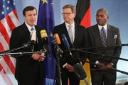 Chris Murphy and Guido Westerwelle Photos Photo