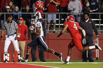 David Rowe Connecticut v Rutgers