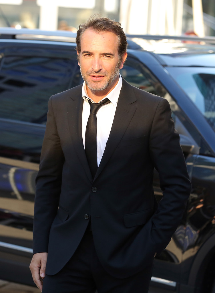 Jean dujardin photos photos the connection premiere for Dujardin hazanavicius