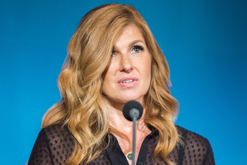 Connie Britton Celebs Attend the Social Good Summit