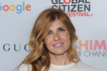 Connie Britton 2015 Global Citizen Festival in Central Park to End Extreme Poverty by 2030 - VIP Lounge