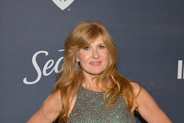 Connie Britton The 2020 InStyle And Warner Bros. 77th Annual Golden Globe Awards Post-Party - Red Carpet