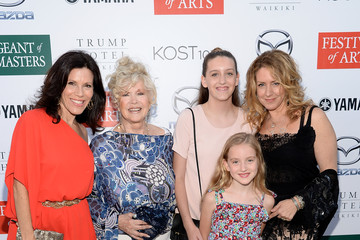 Connie Stevens Guests Attend the 2015 Festival of Arts Celebrity Benefit Concert and Pageant