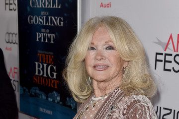 Connie Stevens Celebs Attend the Closing Night Gala Premiere of Paramount Pictures' 'The Big Short' - Red Carpet