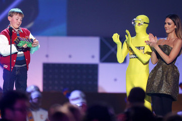 """Connor Long 3rd Annual Cartoon Network's """"Hall Of Game"""" Awards - Show"""