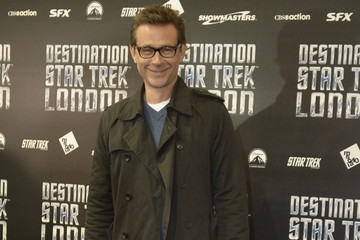 Connor Trinneer Destination Star Trek London - Photocall