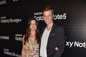 Connor Weil Samsung Launch Party