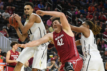 Conor Clifford Pac-12 Basketball Tournament - First Round