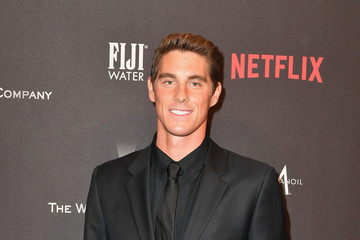 Conor Dwyer 2017 Weinstein Company and Netflix Golden Globes After Party - Arrivals