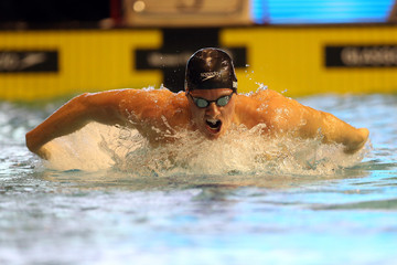 Conor Dwyer Duel in the Pool: Day 1