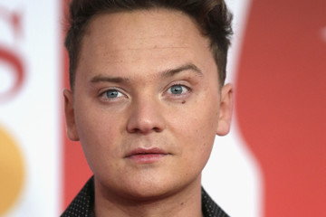 Conor Maynard The BRIT Awards 2018 - Red Carpet Arrivals