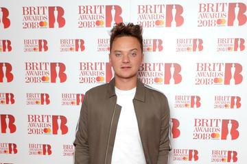 Conor Maynard The BRIT Awards 2018 Nominations Launch - Photocall