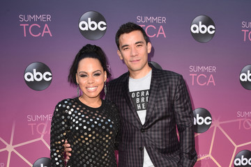 Conrad Ricamora ABC's TCA Summer Press Tour Carpet Event - Arrivals