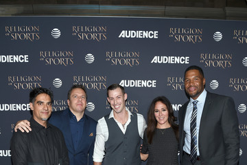 Constance Schwartz AT&T Audience Network Celebrates the 'Religion of Sports'