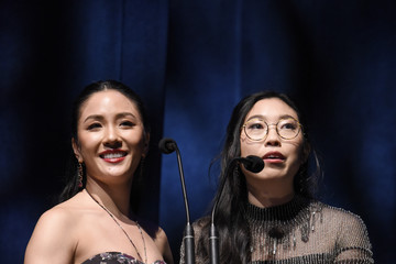 Constance Wu Awkwafina SAG-AFTRA Foundation's 4th Annual Patron Of The Artists Awards - Inside