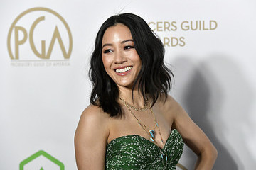 Constance Wu 31st Annual Producers Guild Awards - Arrivals