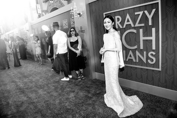 Constance Wu Warner Bros. Pictures' 'Crazy Rich Asians' Premiere - Red Carpet