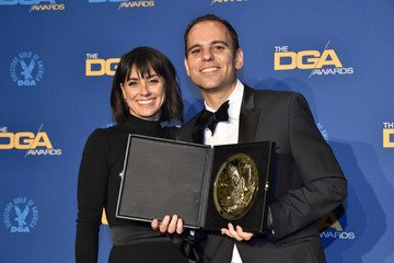 Constance Zimmer 72nd Annual Directors Guild Of America Awards - Press Room