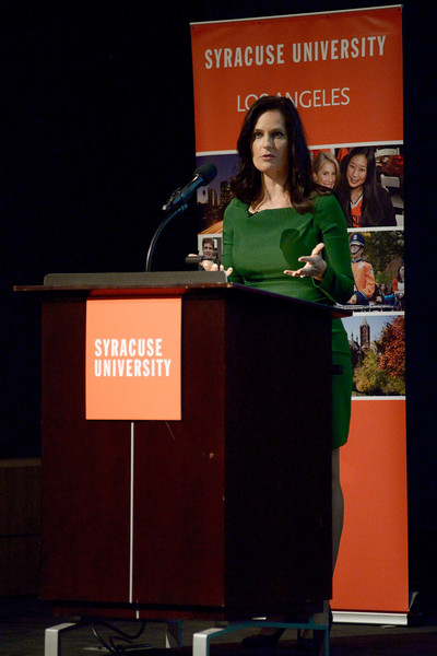 Hollywood Bridging The Military Civilian Divide Hosted By Syracuse University