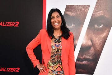 Cookie Johnson Premiere Of Columbia Pictures' 'Equalizer 2' - Arrivals