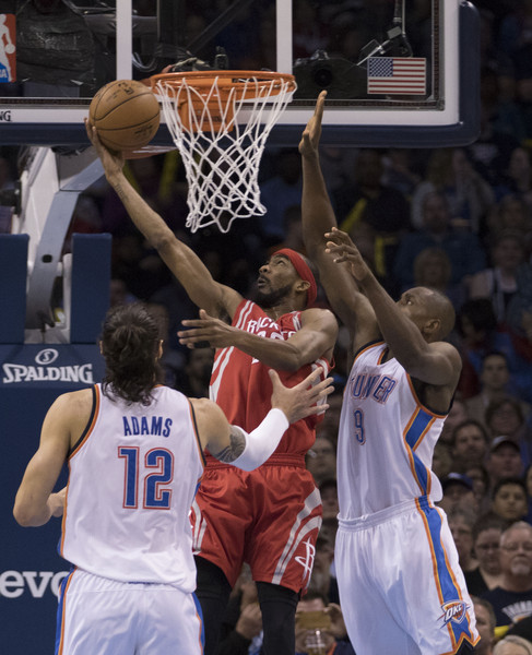 Houston Rockets Vs Okc: Houston Rockets V Oklahoma