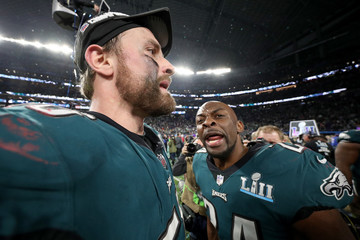 Corey Graham Super Bowl LII - Philadelphia Eagles v New England Patriots