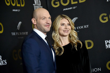 Corey Stoll TWC-Dimension Hosts the World Premiere of 'Gold' - Arrivals
