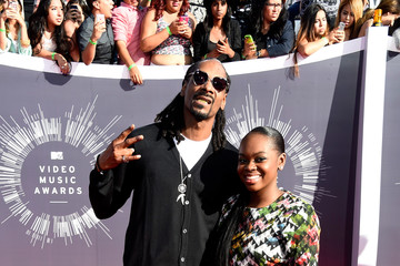 Cori Broadus Arrivals at the MTV Video Music Awards — Part 2