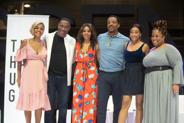 Cori Murray 'The Hate U Give' Movie Cast And Filmmakers At Essence Festival 2018