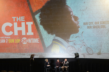 Cori Murray Showtime and Essence Advance Screening of 'The Chi' with Lena Waithe and Common