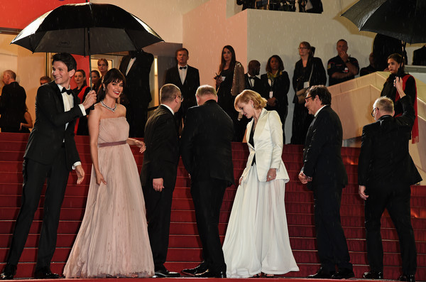 'The Whistlers (La Gomera/ Les Siffleurs)' Red Carpet - The 72nd Annual Cannes Film Festival