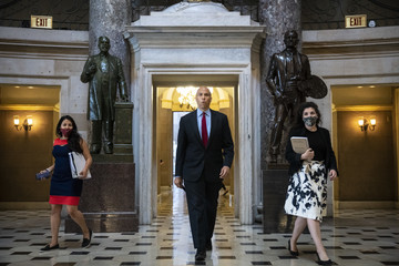 Cory Booker European Best Pictures Of The Day - May 19