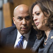 Cory Booker Dr. Christine Blasey Ford And Supreme Court Nominee Brett Kavanaugh Testify To Senate Judiciary Committee