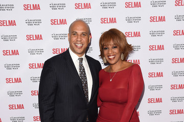 """Cory Booker The Legends Who Paved The Way Gala - Special Screening Of Paramount Pictures' """"SELMA"""" - Arrivals"""