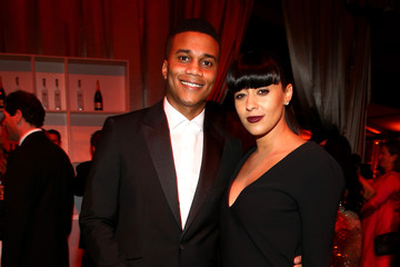 Cory Hardrict The Weinstein Company and Netflix Golden Globes Party