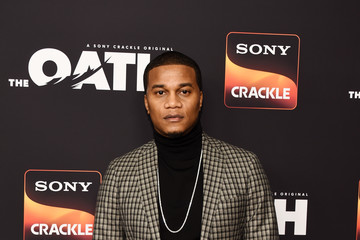 Cory Hardrict Sony Crackle's 'The Oath' Season 2 Exclusive Screening Event - Arrivals