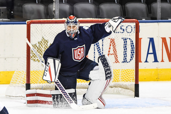 online store b8a9b 7f460 Cory Schneider Photos Photos - World Cup of Hockey 2016 ...