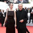 """Costa-Gavras """"Les Intranquilles (The Restless)"""" Red Carpet - The 74th Annual Cannes Film Festival"""