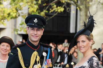 Countess Sophie of Wessex The Wedding Of Prince Guillaume Of Luxembourg & Stephanie de Lannoy - Official Ceremony