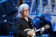 Ricky Skaggs performs onstage during the 2018 Country Music Hall of Fame and Museum Medallion Ceremony honoring inductees Johnny Gimble, Ricky Skaggs and Dottie West at Country Music Hall of Fame and Museum on October 21, 2018 in Nashville, Tennessee.