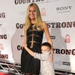Gabe Sipos Country Strong Premiere With Gwyneth Paltrow And Tim McGraw