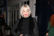 Kimberly Wyatt attends The Court Members Club launch party on Kingly St on February 12, 2019 in London, England.