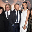 Courtenay Valenti Premiere Of Warner Bros. Pictures' 'Mad Max: Fury Road' - Red Carpet