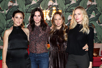 Courteney Cox Jonas Tahlin, CEO Absolut Elyx Celebrates Roe's 2016 Harvest With an Evening of Cocktails and Caviar at His Private Residence